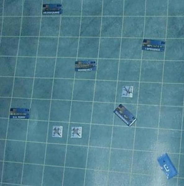 High Tide: Countersheets (set of 3)