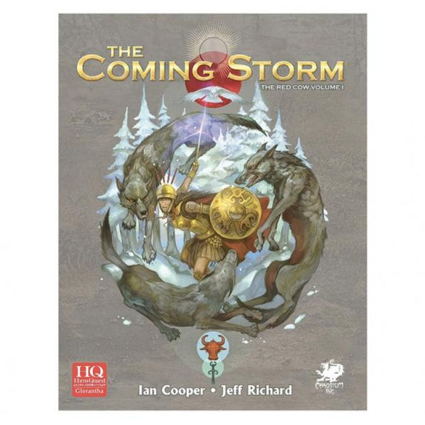 HeroQuest Glorantha V1: The Coming Storm (HC)