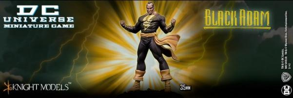 Knight Models DC Universe: Black Adam
