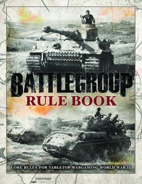 Battlegroup: Rules Set (2nd Edition)