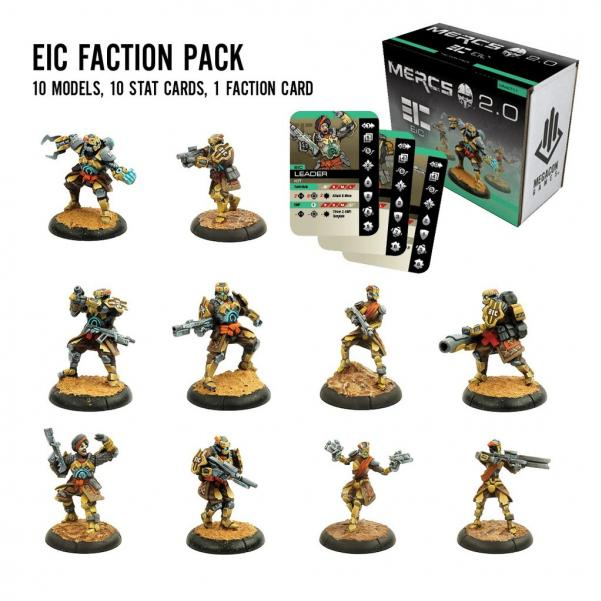 MERCS: EIC Faction Pack