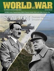 World At War Magazine #52: Sealion - The Proposed German Invasion of England, September 1940