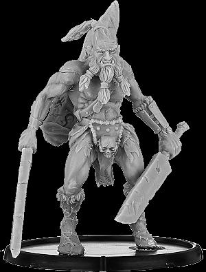Darklands: Beglo, Oghurithne Warrior
