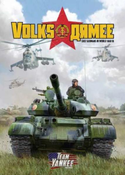 Flames Of War (Team Yankee): Volks Armee (East Germans In WWIII)