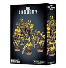 Warhammer 40K: Orks Trukk Boyz