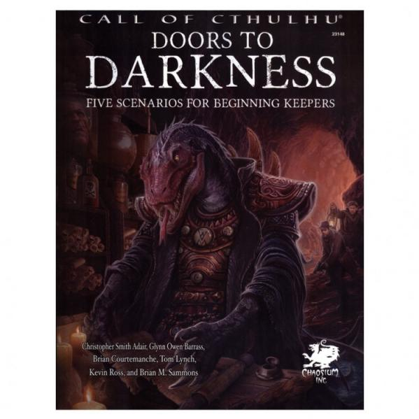 Call of Cthulhu RPG: Doors to Darkness