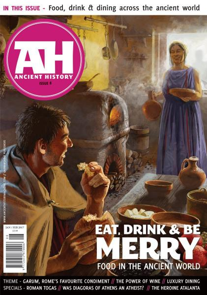 Ancient History Magazine: Issue #8