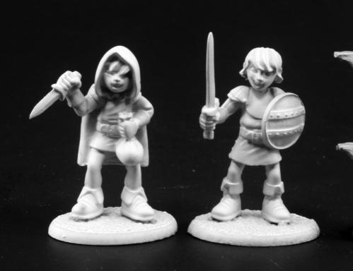 Dark Heaven Legends: Townsfolk - Kids #2 (2)