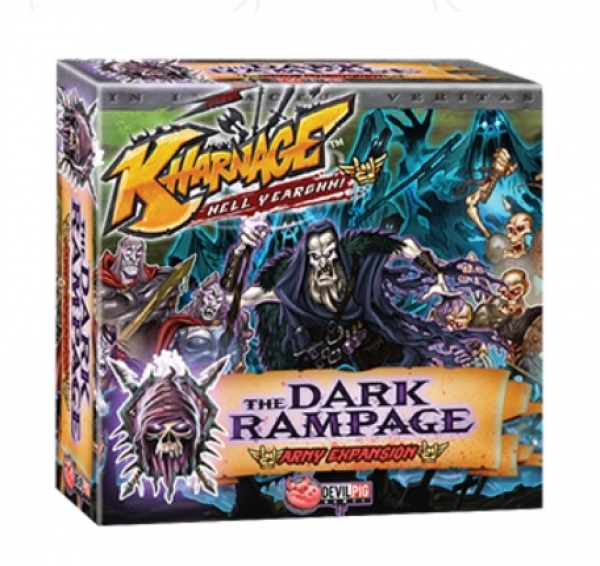 Kharnage: The Dark Rampage Expansion