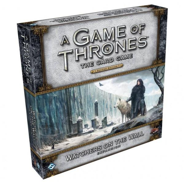 A Game of Thrones LCG: Watchers on the Wall [Deluxe Edition]