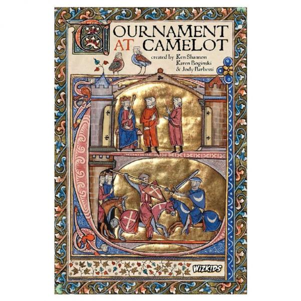 Tournament at Camelot