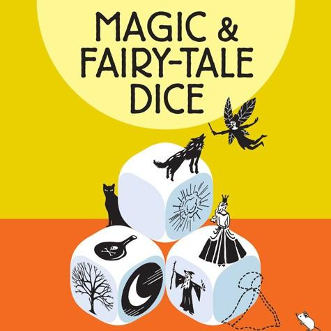 Magic & Fairy Tale Dice Game