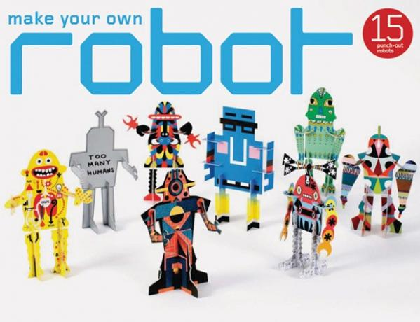 Make Your Own Robot Kit