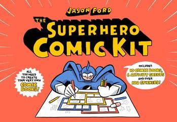 Superhero Comic Kit