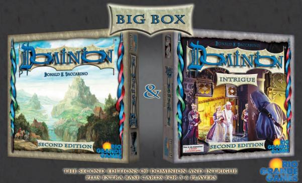 Dominion: Big Box [2nd Edition]