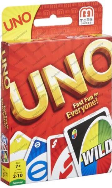 Uno Card Game (Original)