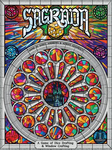 Sagrada: Core Game