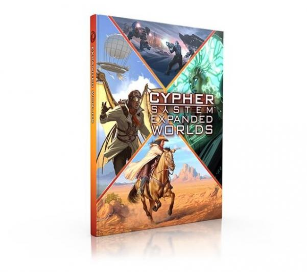 Cypher System RPG: Expanded Worlds