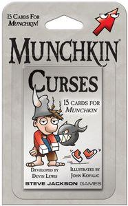 Munchkin: Curses [Limited]