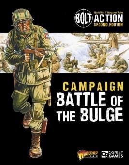 [Wargames] Bolt Action: Campaign - Battle of the Bulge