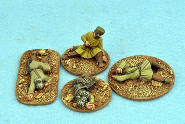 SAGA: Late Roman Casualties (4)
