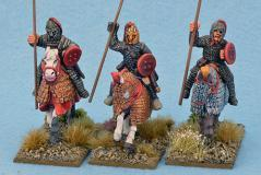 28mm Ancients: Late Roman Cataphracts (Kontos Upright) (3)