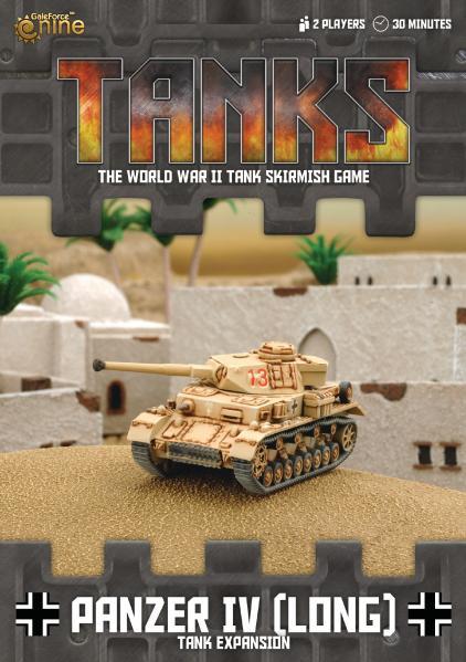 TANKS: Panzer IV 7.5cm Expansion