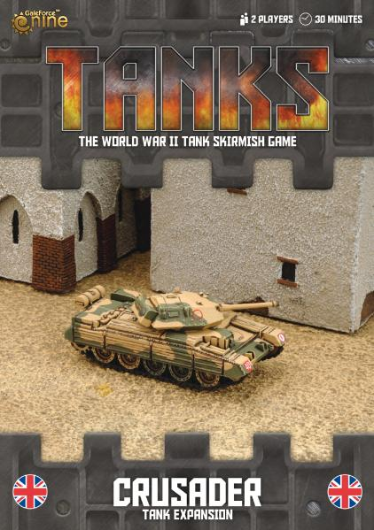 TANKS: Crusader Expansion