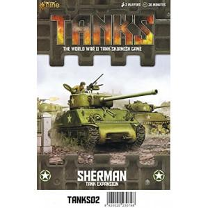 TANKS: M4A1 Sherman Expansion