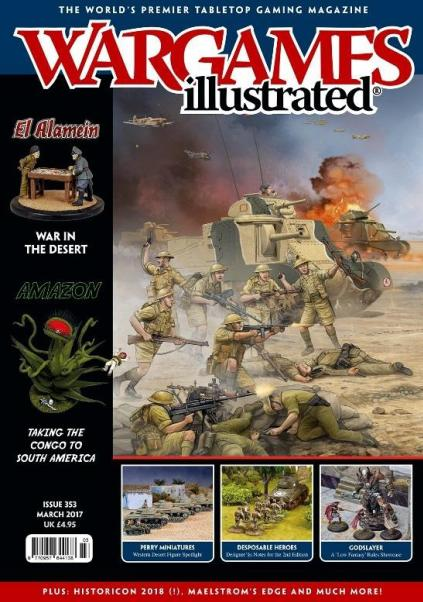 Wargames Illustrated Magazine #353