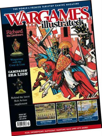 Wargames Illustrated Magazine #357