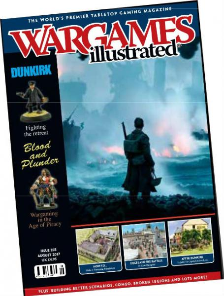 Wargames Illustrated Magazine #358