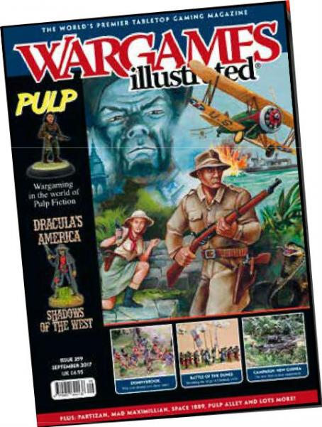 Wargames Illustrated Magazine #359