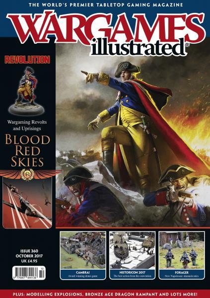 Wargames Illustrated Magazine #360