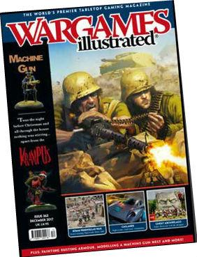 Wargames Illustrated Magazine #362