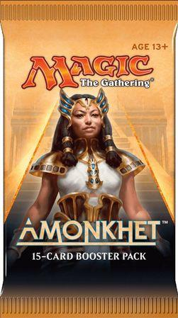 Magic the Gathering: Amonkhet Booster Pack (1)