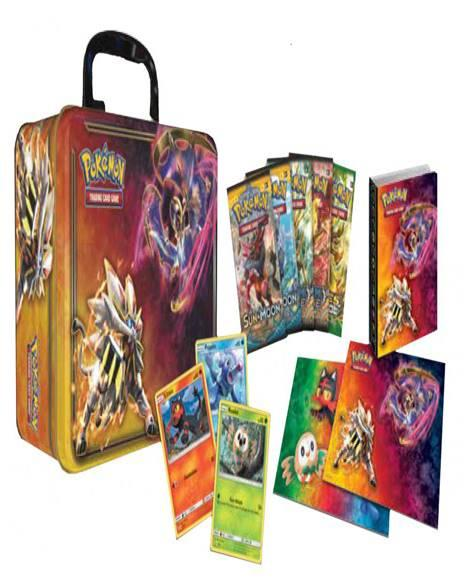 Pokemon CCG: Spring 2017 Collector Chest
