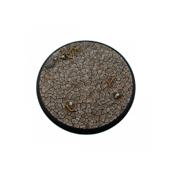 Battle Bases: Wasteland Bases, Wround 120mm (1)