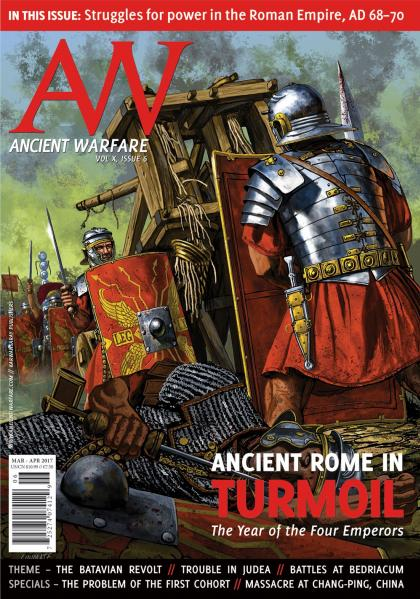Ancient Warfare Magazine: Volume 10, Issue #6