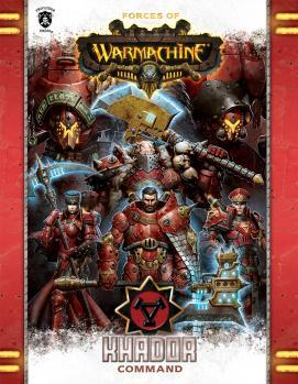 Forces Of Warmachine: Khador Command (SC)