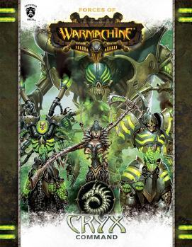 Forces Of Warmachine: Cryx Command (HC)