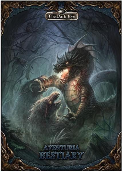 The Dark Eye RPG: Aventuria Bestiary (Travel Edition)