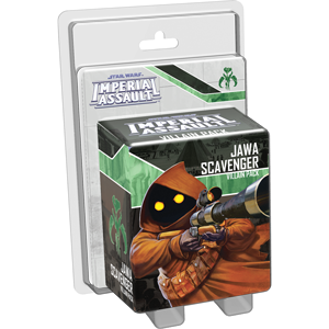 Star Wars: Imperial Assault - Jawa Scavenger Villain Pack