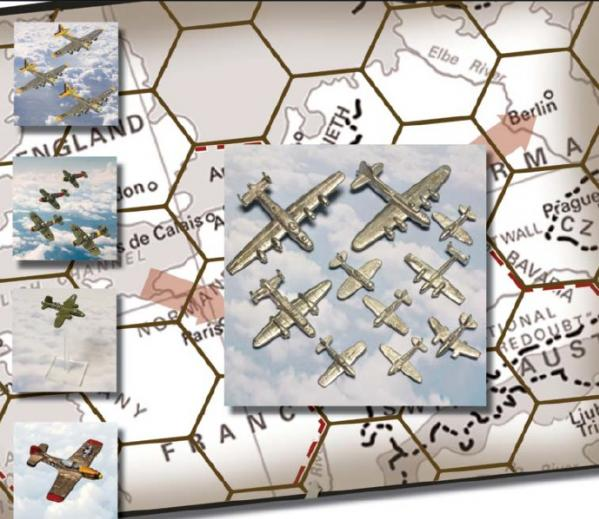 B-17 Flying Fortress Leader: Aircraft Miniatures