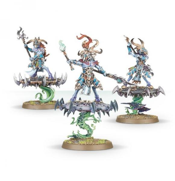 Age of Sigmar: Tzaangor Enlightened