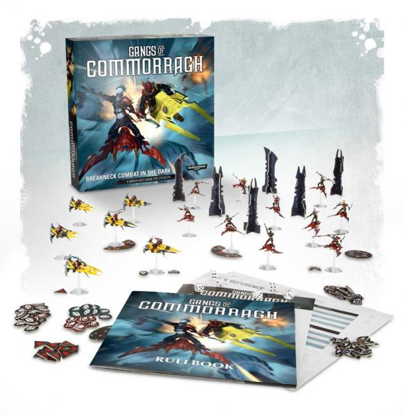Warhammer 40K: GANGS OF COMMORRAGH