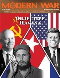 Modern War Magazine: #28 Objective Havana