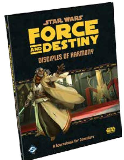 Force and Destiny RPG: Disciples of Harmony