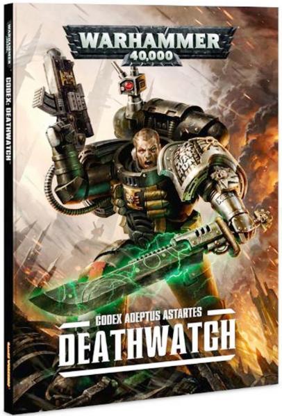 WARHAMMER 40K: Deathwatch Codex (SC) (ENGLISH)