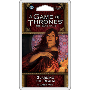 A Game of Thrones LCG: Guarding the Realm Chapter Pack